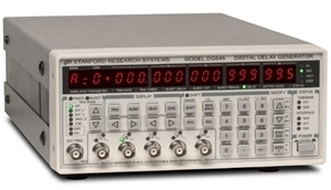DG645(Digital Delay Generator)