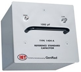 GENRAD 1404 SERIES PRIMARY STANDARD CAPACITORS
