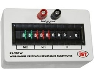 RS SERIES RESISTANCE SUBSTITUTION BOX