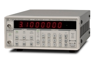 DS335(3 MHz function generator)