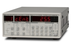 SR630<br>(16 channel thermocouple monitor)